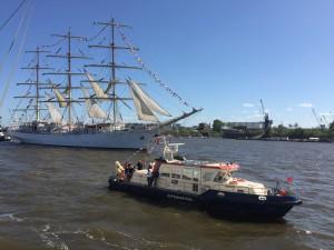 Hafengeburtstag 2015 Hamburg Auskenner Segelschiff