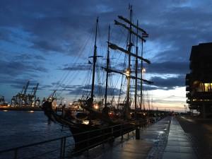 Hafengeburtstag 2015 Segelschiff Abend Fischmarkt Hamburg Auskenner Hamburg Radtour