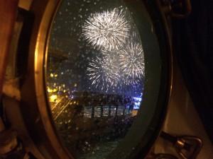 Hafengeburtstag Hamburg Feuerwerk